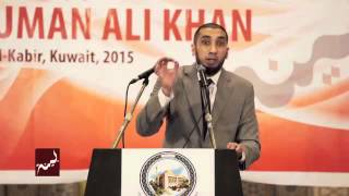 What is the prospect of Islam and Muslims in the west? By Nouman Ali Khan in Kuwait Q&A