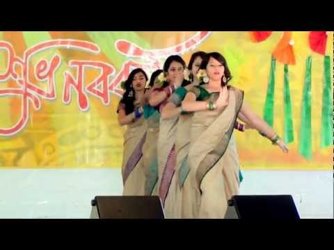 Boshonto Mone And  Dheem Ta Na :  Boishakhi Mela - Bengali New Year 1419 video