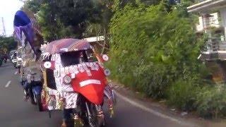 PAWAI PANJANG MAULID NABI MUHAMMAD SAW 1437 H / 2016 (Side: 1)