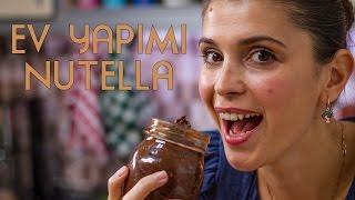 Ev yapımı Nutella Tarifi | Şekersiz ve Doğal