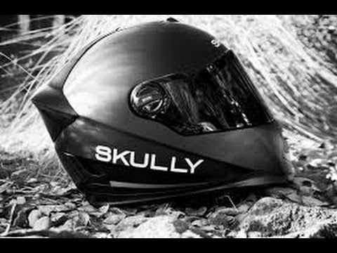 High Tech Skully Helmet A Google Glass That s Born To Be Wild