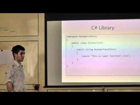 Мне еще один язык программирования
