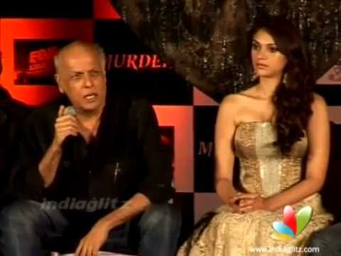 Murder 3 First Look Launch | Latest Bolly Wood Movie | Randeep Hooda, Aditi Rao Hydari, Mona Lizza video