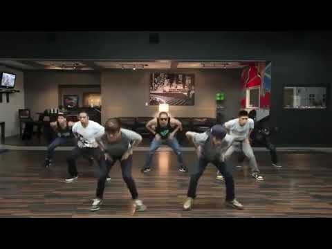 The best hiphop dance ever (mirrored)