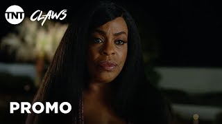 Claws: Fire - Season 2 Premieres Summer 2018 [PROMO] | TNT