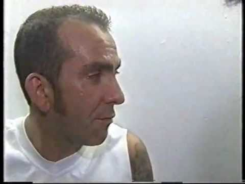 Paolo Di Canio Crying Over West Ham