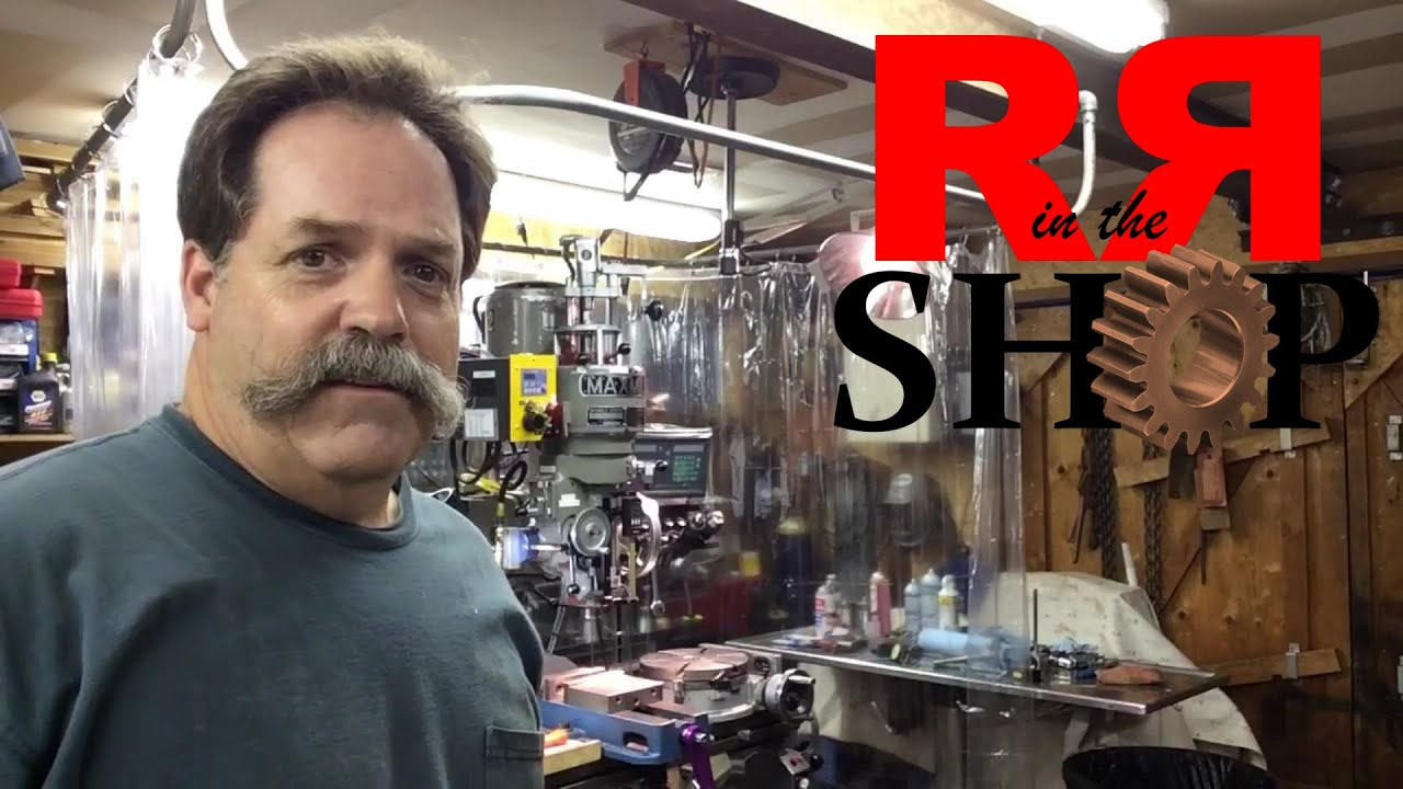 randy richard in the shop chip curtain overview youtube