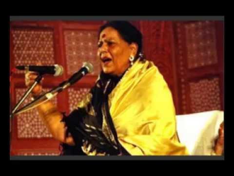 Vidushi Savita Devi - Thumri (Raag Mishra Bihag)