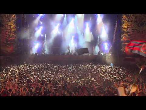 Papa Roach - Dead Cell (Live @ Woodstock)