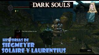 Dark Souls guia: Misiones de SIEGMEYER y SOLAIRE después de Anor Londo || EP.23