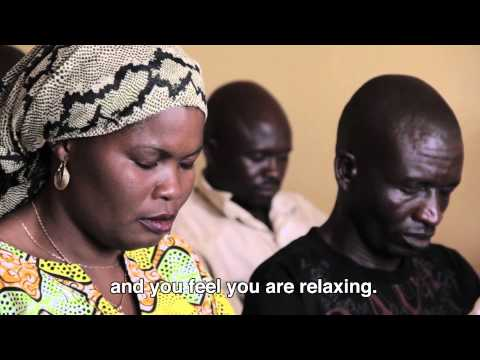 TM Meditation Heals Emotions of Rape & PTSD: Uganda Refugees