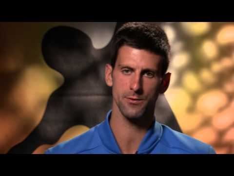 Novak Djokovic interview (SF) - Australian Open 2015