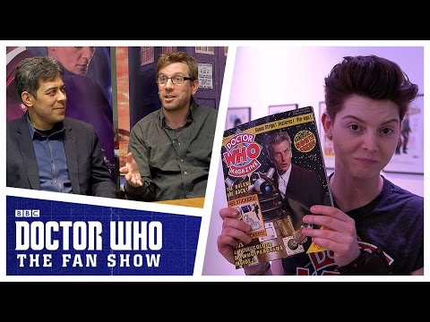 Doctor Who: The Fan Show - Doctor Who Magazine 500