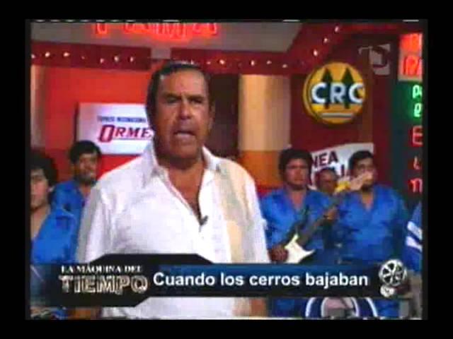 Cuando los cerros bajaban: recordando a Lorenzo Palacios, 'Chacalón' (1/5)