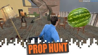 PROP HUNT with the Pojkband! - Inside Or Outside?