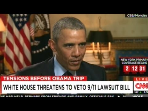Saudi Arabia Threatens The United States! Obama Vows To Protect The Financiers Of 9/11 Attacks!