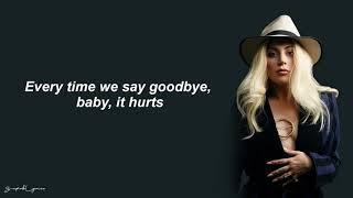Always Remember Us This Way - Lady Gaga (Lyrics)