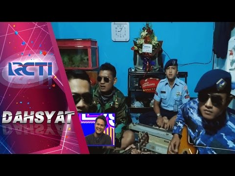 DAHSYAT - Virgoun Ketawa Liat Audio Cover Lagunya [10 Maret 2017]