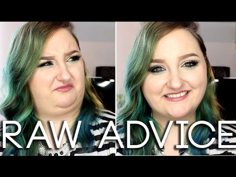 Raw Advice #3! | Sex, Religion & Long Distance Relationships | Rawbeautykristi video