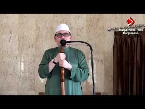 Marhaban Ya Ramadhan - Ustadz Ahmad Zainuddin Al-Banjary