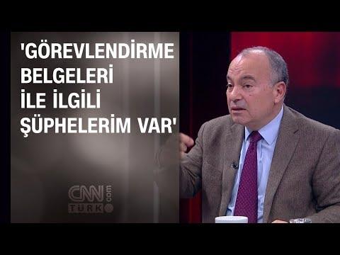 Sedat Ergin: Görevlendirme belgeleri ile ilgili şüphelerim var