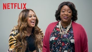 Telling It Like It Is | Family Reunion | Netflix