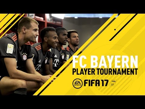 FIFA 17 - FC Bayern Player Tournament - ft Costa, Badstuber, Bernat, Green