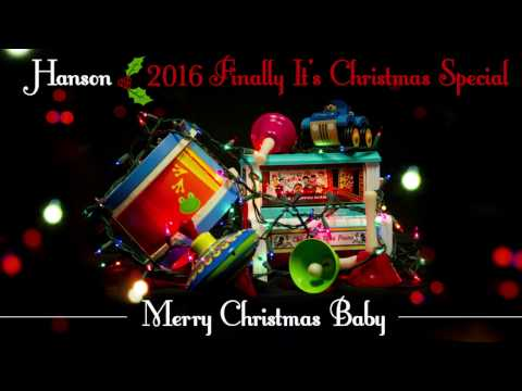 Merry Christmas Baby: live With HANSON MP3