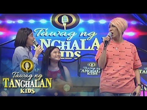 Tawag ng Tanghalan Kids: Vice to Anne: Ang arte-arte nito!