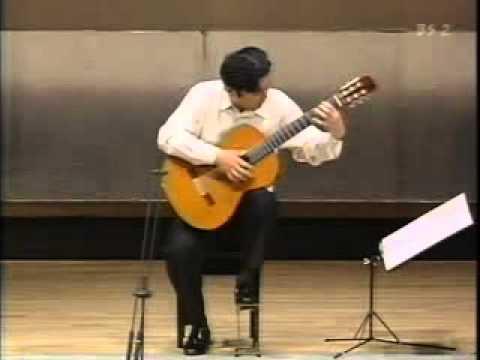 KAZUHITO YAMASHITA PLAYS CAPRICCIO DIABOLICO (OMAGGIO A PAGANINI) OP.85