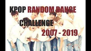 2007-2019 KPOP RANDOM DANCE CHALLENGE (1 HOUR VER.)