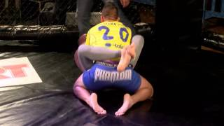 SUPERFIGHT GRAPPLING : JOSE ROQUE vs CARLOS GARCIA.