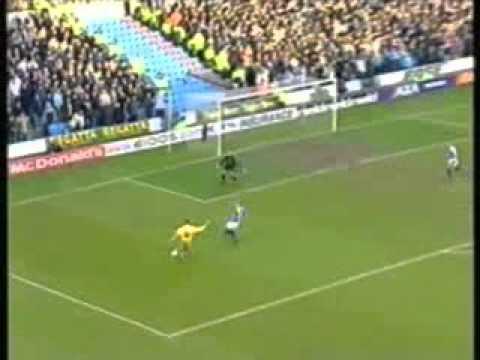 1999/2000 Season - Manchester City 2-5 Leeds United
