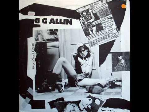 Gg Allin - Clit Licker