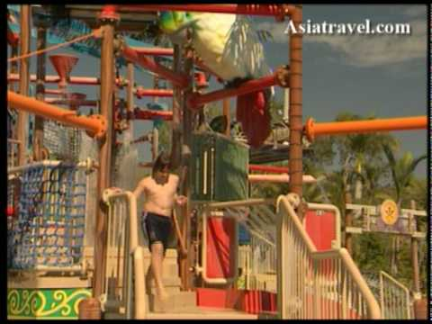Wet and Wild Australia Water Theme Park by Asiatravel.com