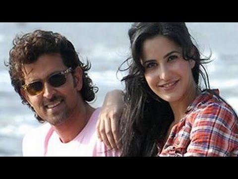 Hot Kiss Of Hrithik Roshan & Katrina Kaif's video