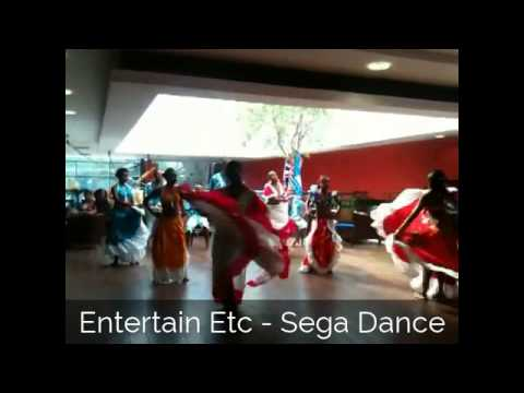 Mauritian Sega Band Showreel 2013 video