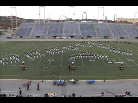 IUP Marching Band 2008 Scythian Suite Movement II