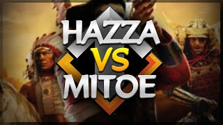 ⚔️🌟 AoE3 New World Championship: Hazza vs Mitoe [Ro16]