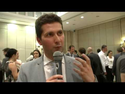 Andre Silverio Marques, EQS Group at IR magazine Russia & CIS Awards Ceremony 2013