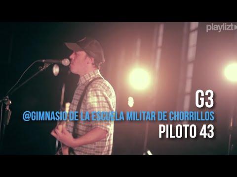 G3 - Piloto 43