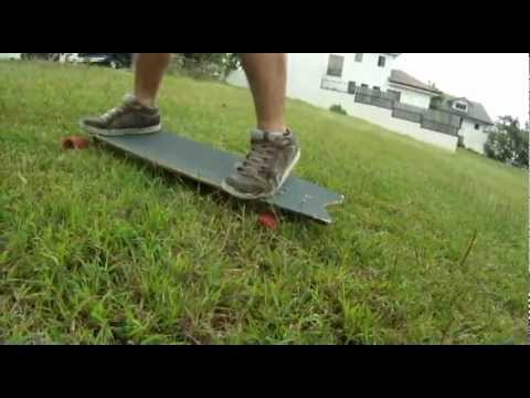 Trick Tip : 360 backside slide shuvit