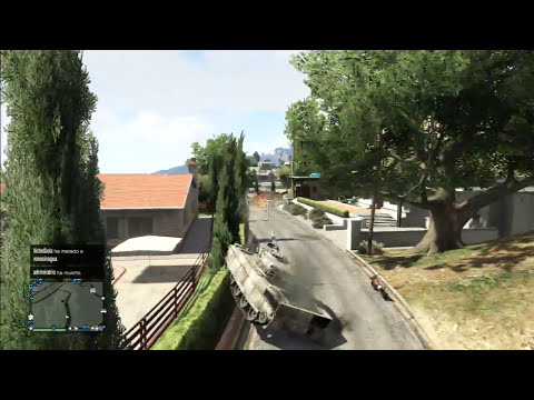 GTA 5 Online HD [DIRECTO] - ¡DÍA DE TROLLEOS Y MASACRES! =D!
