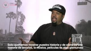 Cinegarage. Ice Cube. Entrevista
