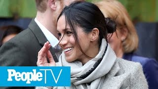 Meghan Markle Broke A Major Royal Style Taboo But Will Kate Follow The Trend?   PeopleTV