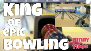 King of bowling epic fail ★ 7 second of happiness FUNNY Video 😂