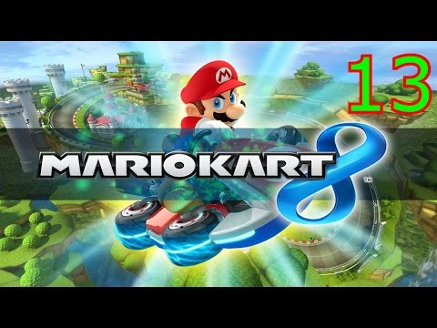 Mario Kart 8 Online Races 13- How Do I Bike?
