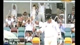 Craig McMillan GREAT SIX vs Shane Warne 1997/98