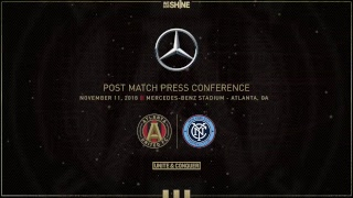 NYC vs ATL | Post-Match Press Conference