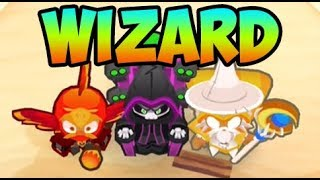 Bloons TD 6 - BEST WIZARD GUIDE OF ALL TIME